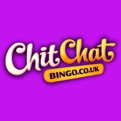 Chit Chat Bingo logotipo